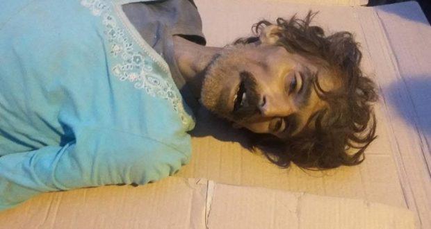 دیپالپور:کچہری چوک کے قریب گاڑی سے نوجوان کی نعش برآمد