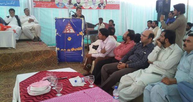 دیپالپور: واپڈا مزدوراپنے اتحاد سے اپنے حقوق حاصل کرے گی،خورشید احمد خان