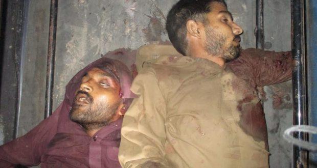 دیپالپور:پولیس حراست سے فرار ہونیوالے دوخطرناک ملزمان پولیس مقابلے میں ہلاک