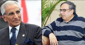 ڈان لیکس ،طارق فاطمی اور راؤ تحسین ذمے دار قرار، وزیراعظم کی دونوں کو عہدے سے ہٹانے کی منظوری