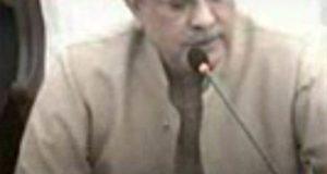 لاہور:ٹرمپ دھمکیاں نہ دے، ہم مسلمان اورپاکستانی ہیں، آصف زرداری