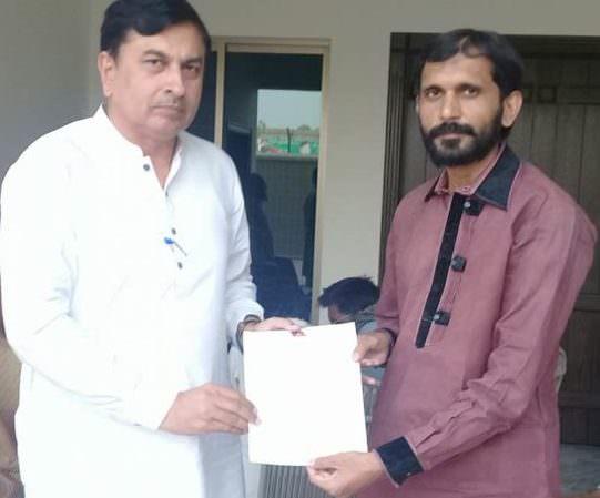 Photo of پاکستان تحریک انصاف کے نوجوان راہنما چوہدری فیضان گجر دوسری بار سیکرٹری اطلاعات ضلع اوکاڑہ منتخب
