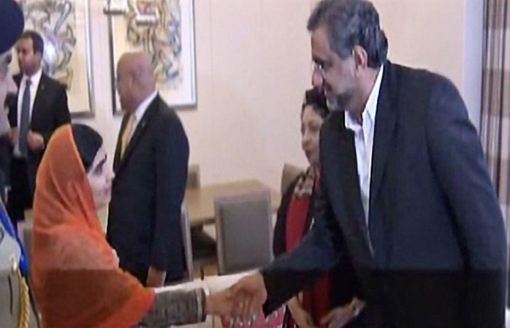 Photo of ملالہ یوسف زئی کی وزیراعظم شاہد خاقان عباسی سے ملاقات